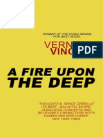 A Fire Upon the Deep by Vernor Vinge Extract