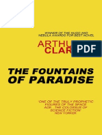 The Fountains of Paradise by Arthur C. Clarke Extract