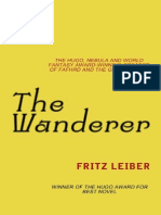 The Wanderer by Fritz Leiber Extract