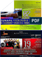 Chiclayo - Cursos - Fiscalización de las Obligaciones en Seguridad y Salud en el Trabajo