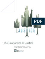 2014 Economics of Justice