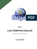 Kryon 1 Los Tiempos Finales l Carroll PDF