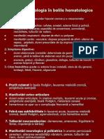 hematologie-semiologie