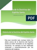 Historia de La Doctrina Del Espiritu Santo