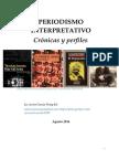 MATERIAL Periodismo Interpretativo 2014-II