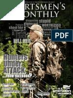 U.S. Sportsmen's Alliance, Sportsmen's Monthly Magazine July 2014