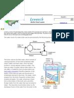 Boiler Feed Water Analisys (Lenntech)