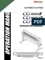 CGSRIII OperationManual D202472-V16