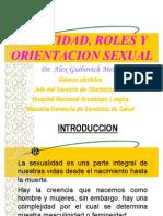IDENTIDAD, ROLES Y ORIENTACION SEXUAL