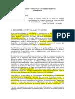 Presupuestos Participativos W Moreno