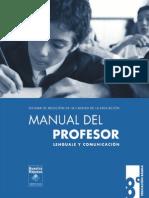 Simce Lenguaje Manual