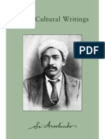 01. Early Cultural Writings by Shri Aurobindo