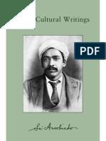 01. Early Cultural Writings by Shri Aurobindo
