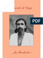 10-11. Record Of Yoga by Shri Aurobindo