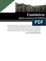 Cuninico-Quien Tiene El Poder