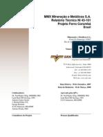 Relatório Técnico NI 43-101 MMX Corumbá (5)