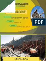 empresas constructoras