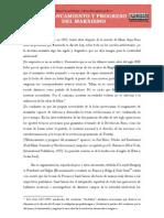 Rosa Luxemburgo-Estancamiento y progreso del marxismo