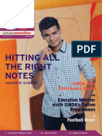 SINDA Connections - July 2014