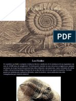 Fatouh - 2do año - Fosiles y Fosiles Vivientes
