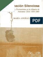 Maria Angelica Illanes - La Dominacion Silenciosa