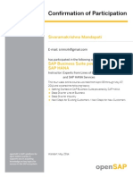Sap Business Suite Powered by Sap Hana Participation Full 128599
