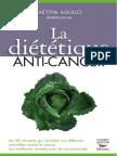 La Dietetique Anti-cancer