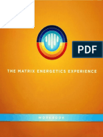 Richard Bartlett - Matrix Energetics Workbook