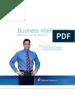 Dynamics GP 2010 Factsheet BI