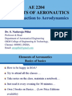 Lect 003 Introduction to Aerodynamics