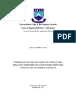 TCC SOBRE MODELAGEM DE MUNDOS VIRTUAIS