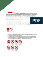 Las Señales de Reglamentación Son Aquellas Señales de Tráfico Que Tienen Como Función Notificar a Los Usuarios de La Vía Sobre Las Limitaciones