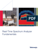 Real Time Spectrum Analyzer Fundamentals - Tektronix