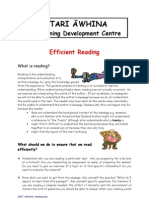 2007_efficient_reading