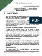Apuntes de Clases Derecho Civil Uno