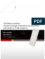 976066 an 01 en Edimax Wlan Accesspoint Outdoor n150