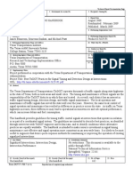 Traffic Signal Operations Handbook Bonneson