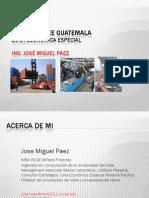 Proyecto ZEE Guatemala