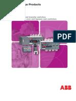 Conmutador de Transferencia ABB (PROMELSA)