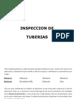 Inspeccion de Tuberias Clase