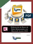 Manual Access 2010 - Modulo 1