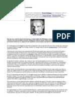 Mario Bunge - 'Os Filhos de Heidegger, Servis Do Autoritarismo'