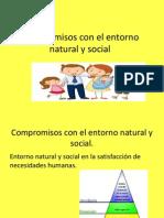 Compromisos Con El Entorno Natural y Social Aaron