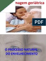 Aula 1 - Processo Do Envelhecimento