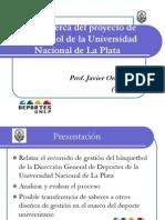 Proyecto de Basquetbol UNLP