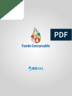 Bases Fondos Concursables