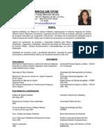 CV Erika Monzon