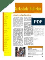 August 2014 BOSC Newsletter