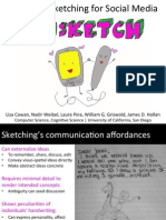 UbiSketch Presentation