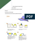Como Elaborar Un Avion de Papel